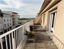 Location appartement 45 m² Rouen (76000)