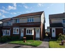 2 bedroom end of terrace house for sale Moodiesburn