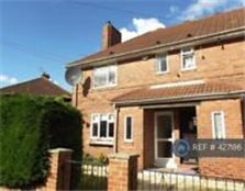 2 bedroom flat in Middleham Avenue, York, YO31 (2 bed)