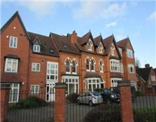 2 bedroom ground floor flat Solihull