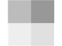 Papier Peint Intissé Decomode 'Stripe' Gris/Orange