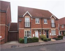 3 bedroom semi-detached house Milton Keynes