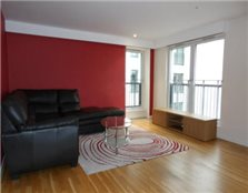 2 bedroom flat Merchant City