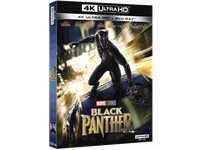 THE WALT DISNEY COMPANY Black Panther - 4K Blu-Ray