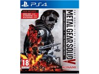 KONAMI SW Metal Gear Solid V: The Definitive Experience UK PS4