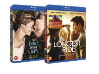20TH CENTURY FOX The Longest Ride / The Fault In Our Stars - Blu-Ray