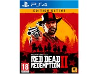 ROCKSTAR Red Dead Redemption 2 Ultimate Edition FR PS4