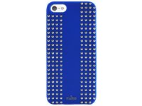 PURO Backcover Rock Bleu (IPC5ROCK1BLK)