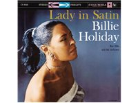 SONY MUSIC Billie Holiday - Lady In Satin LP