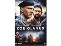 JUST ENTERTAINMENT Coriolanus DVD