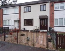 3 bedroom terraced house for sale Paisley