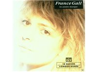 WARNER MUSIC BENELUX France Gall - Les Annees Musique CD