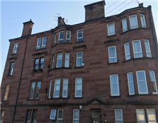 1 bedroom ground floor flat Strathbungo
