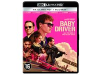 SONY PICTURES Baby Driver 4K Blu Ray