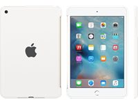APPLE Silicone Case Ipad Mini 4 Blanc (MKLL2ZM/A)