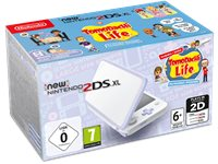 NINTENDO New 2DS XL Blanc + Lavande (2219166)