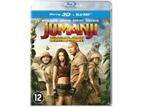 SONY PICTURES Jumanji: Welcome To The Jungle - 3D Blu-Ray