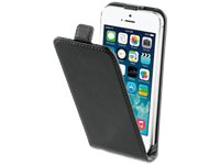 BEHELLO Flip Cover Iphone 5 / 5S Zwart (BEHFLI00009)