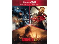 WARNER HOME VIDEO Action Pack Blu-Ray 3D