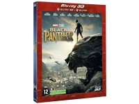 THE WALT DISNEY COMPANY Black Panther - 3D Blu-Ray