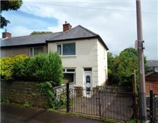 2 bed end terrace house to rent Wheatley