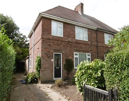 3 bed semi-detached house to rent Nottingham
