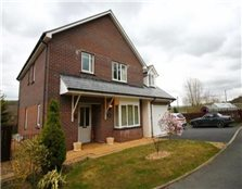 4 bedroom detached house for sale Aberystwyth