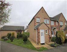 3 bedroom semi-detached house for sale Locking Castle