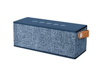 Fresh 'N Rebel Rockbox Brick Fabriq Edition Bleu