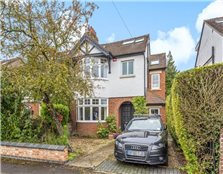 4 bed semi-detached house to rent Oxford