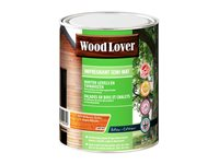 Lasure Wood Lover 'Impregnant Semi - Mat' Noyer Africain 630 - 750Ml