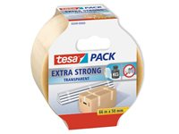 Bande Adhésive D'emballage Tesa 'Pack Extra Strong' Transparent 66 M X 50 Mm d'occasion