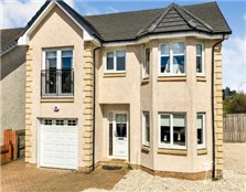 4 bedroom detached house for sale Newarthill