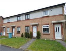 2 bedroom terraced house for sale Wishaw