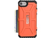 UAG Trooper Card Rust Coque Arrière Apple Iphone 6/6S/7/8 Orange