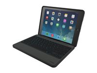 ZAGG Rugged Book Apple Ipad Air 2 Clavier Coque AZERTY