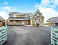 5 bedroom detached house for sale Pwllheli
