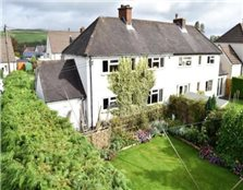 2 bedroom semi-detached house for sale Llanerfyl