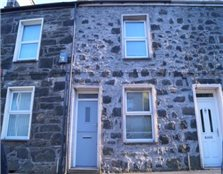 3 bedroom terraced house for sale Pwllheli