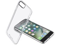 CELLULARLINE Hard Cover Clear Duo Iphone 7 Plus (CLEARDUOIPH755T)