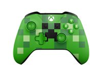Microsoft Xbox One Minecraft Creeper LE Manette