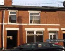 2 bedroom terraced house Derby