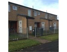 Two Bedroom Upper Flat, Oronsay Walk, Darlington