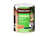 Lasure Wood Lover 'Impregnant Semi - Mat' Meranti 647 - 750Ml