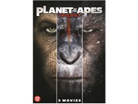 20TH CENTURY FOX Planet Of The Apes - Trilogie DVD