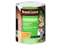 Lasure Wood Lover 'Impregnant Semi - Mat' Marron 641 - 750Ml