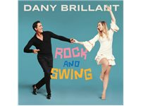 WARNER MUSIC BENELUX Dany Brillant - Rock And Swing CD