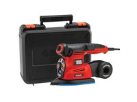 Ponceuse Multi-Fonctions Black + Decker 'KA280K-QS' 220W