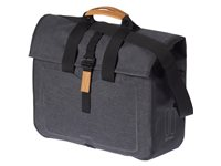 Basil Urban Dry Business Bag 20 L Charcoal Noir