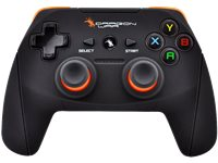 DRAGON WAR Draadloze Controller Voor PC Dragon Shock Ultimate (DGWTC01)